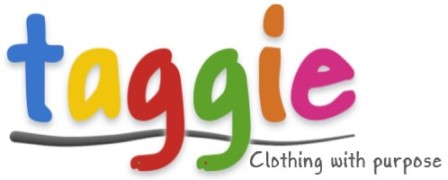 Taggie comfort and reassurance clothing